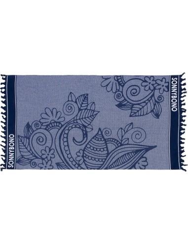 Pareo Art 2062  90x160  Μπλε   Beauty Home