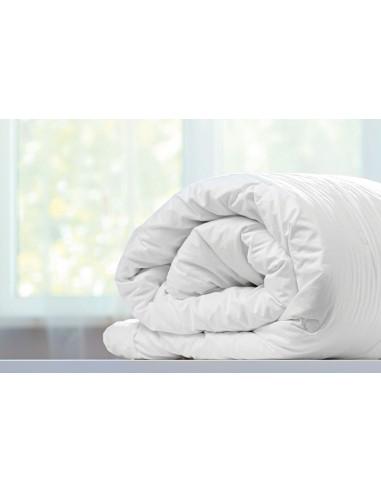 Πάπλωμα πουπουλένιο υπέρδιπλο  220x240  Λευκό   Beauty Home
