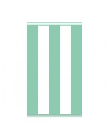 Πετσέτα θαλάσσης Art 2131 80x160 Μέντα   Beauty Home