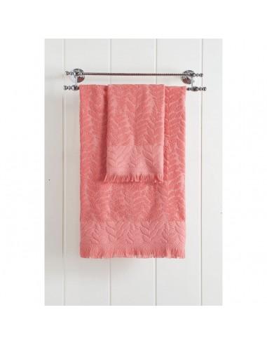 Πετσέτα προσώπου Art 3220  50x90  Κοραλί