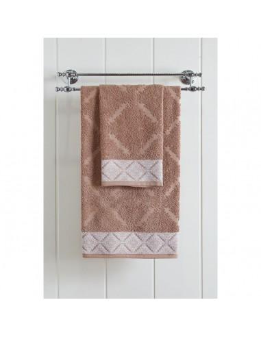 Πετσέτα προσώπου Art 3230  50x90  Μπεζ