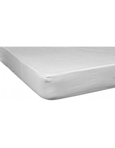 Αδιάβροχο Προστατευτικό Βρεφικού Στρώματος  70x140+20  Λευκό
