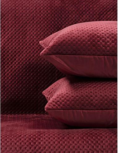 Ριχτάρι Διθέσιο Velvety 180x250 Art 8352  Κόκκινο   Beauty Home